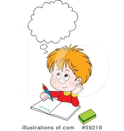Student Thinking Clipart Free Download Clip Art.