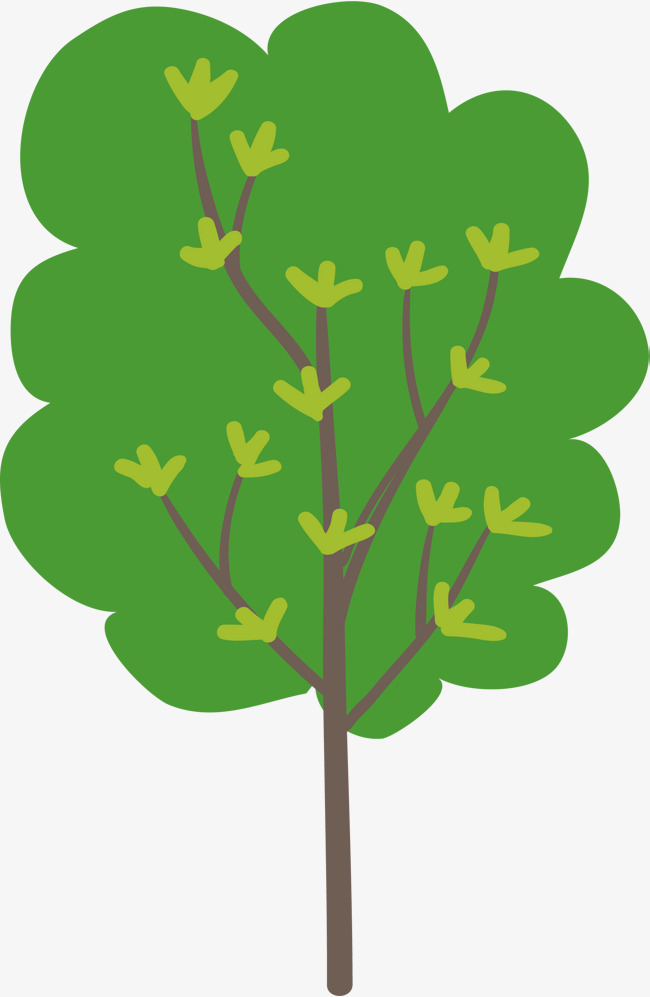 Tall tree clipart 9 » Clipart Station.