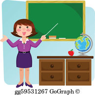 Teacher Clip Art.