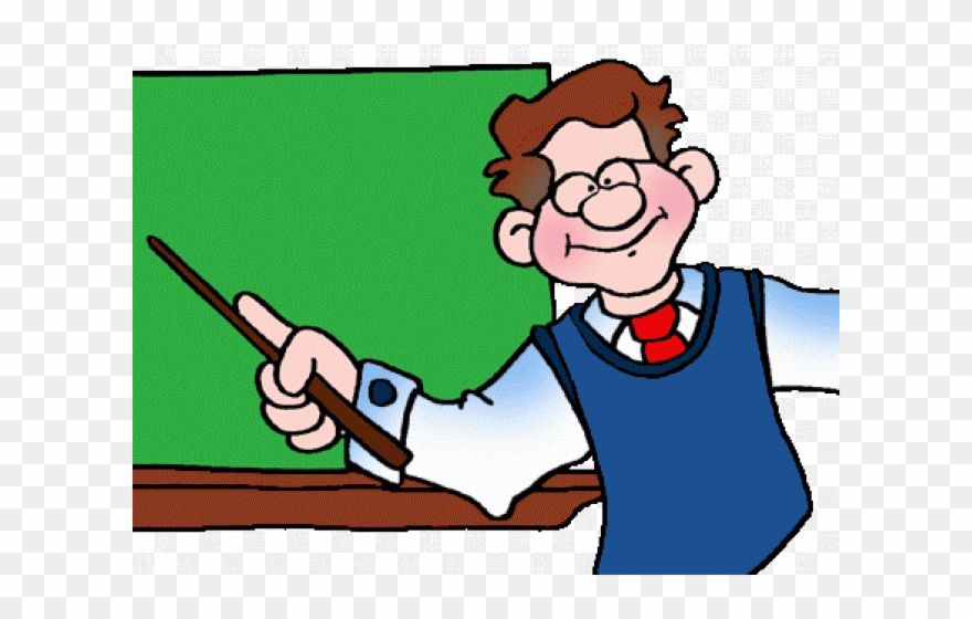 Teacher Clipart Teaching.