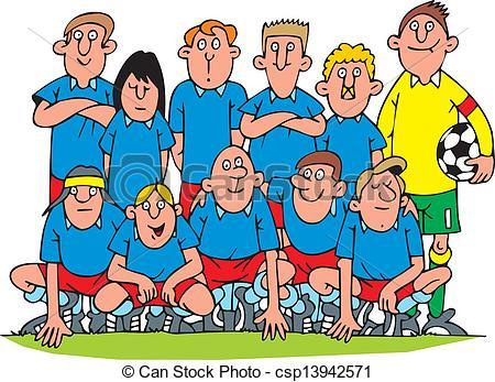 Soccer team Clip Art and Stock Illustrations. 73,701 Soccer team EPS.