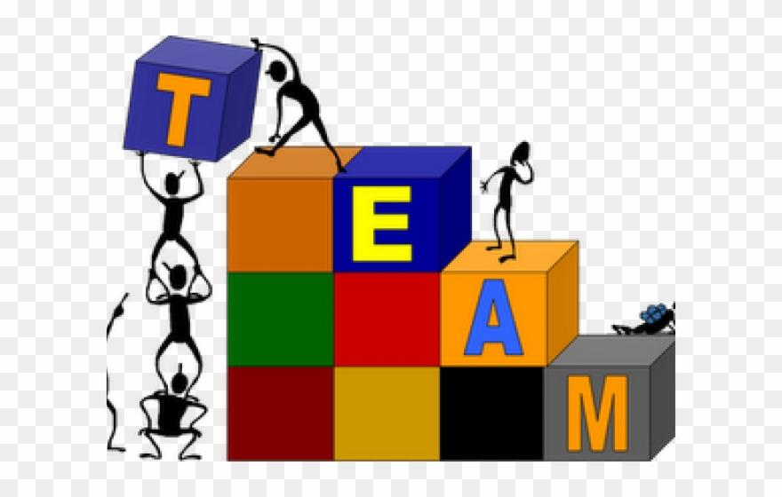 Team Clipart Team Building.