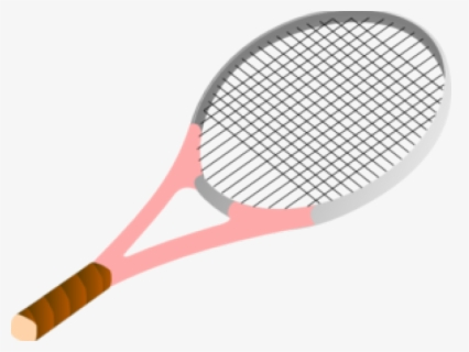 Free Tennis Racket Clip Art with No Background.