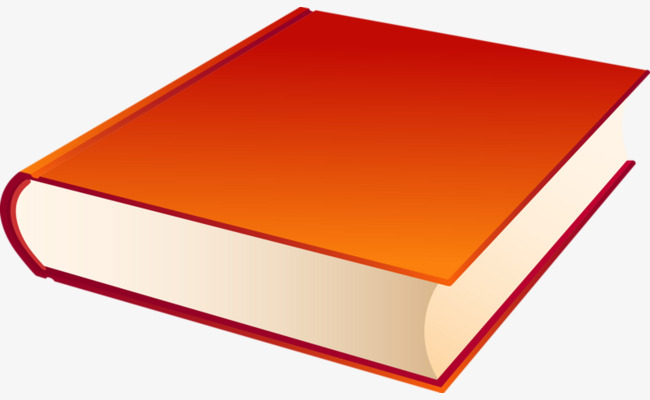 Thick Book Clipart.