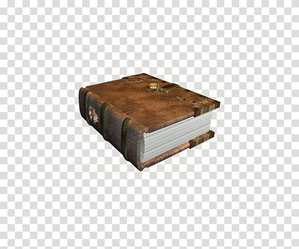Spell Book Witchcraft , A thick book transparent background.