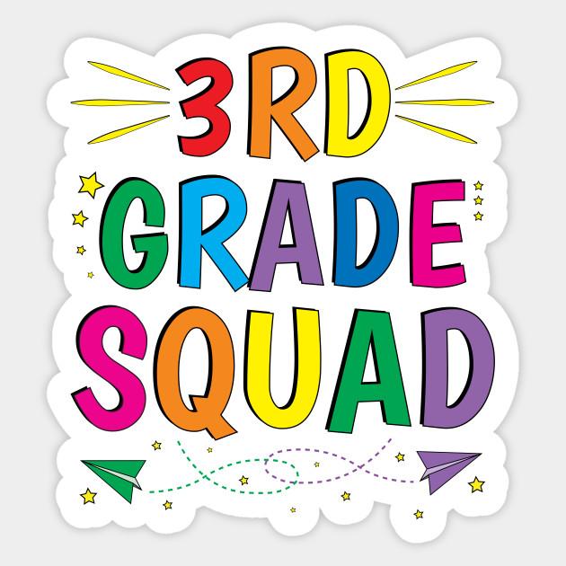 Third Grade / 3rd Grade.