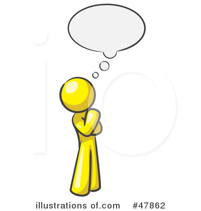 Thought Clipart #47862.