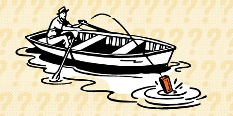 Riddle of the Week #15: A Boat, a Brick, and a Tricky Question.