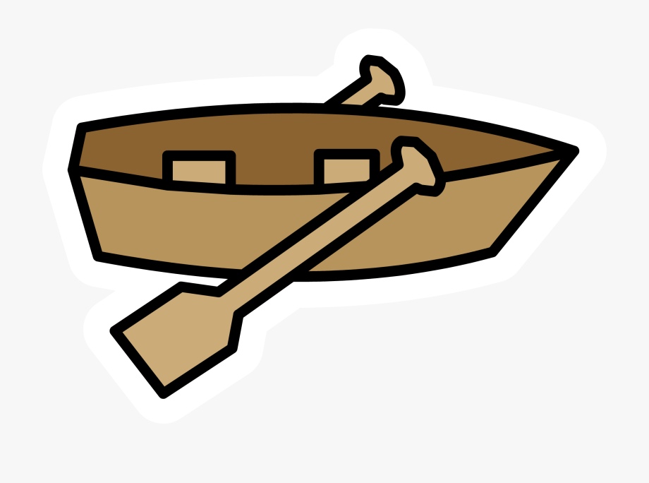 Row Boat Png.