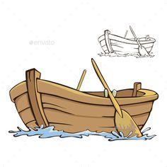44 Best boat illustration images.