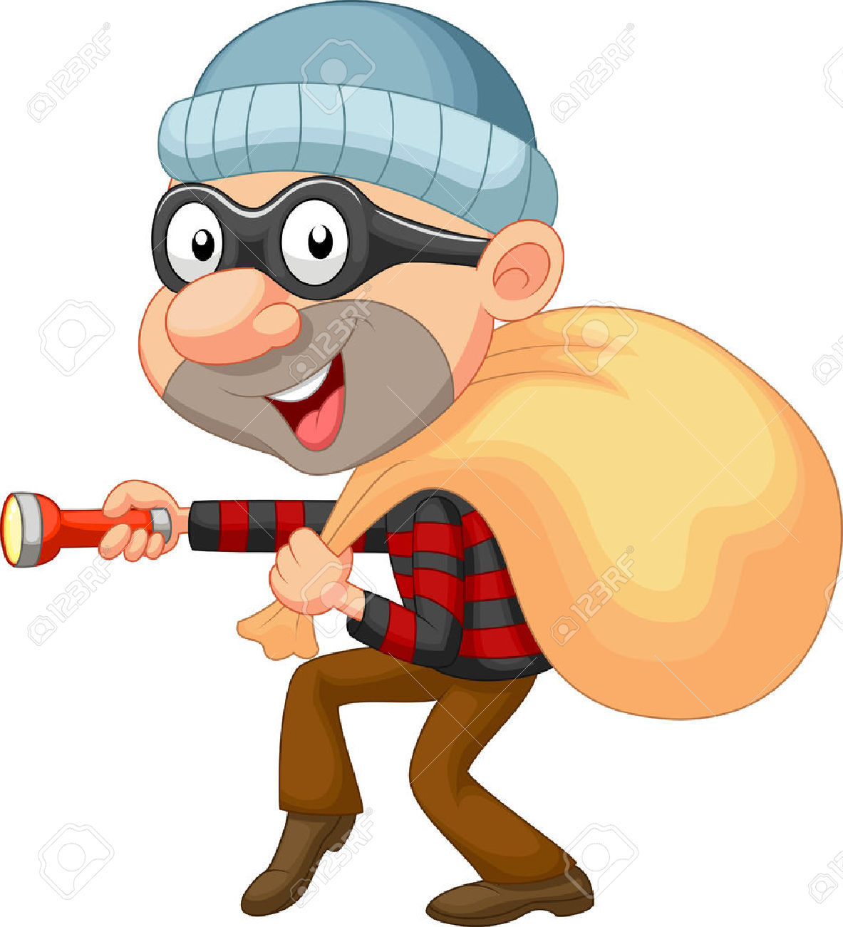 Thief clipart 2 » Clipart Station.