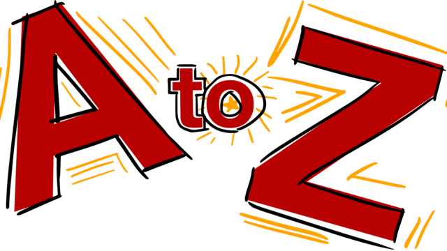 A To Z Clipart.