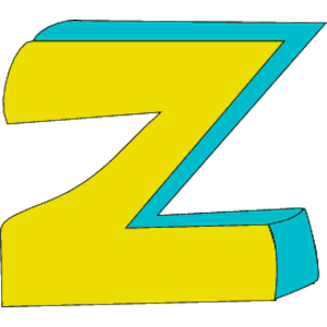 Colorful Z clipart, cliparts of Colorful Z free download.