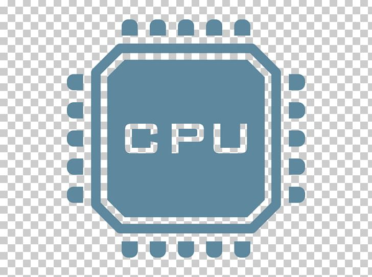 Central Processing Unit Computer Icons Computer Hardware CPU.