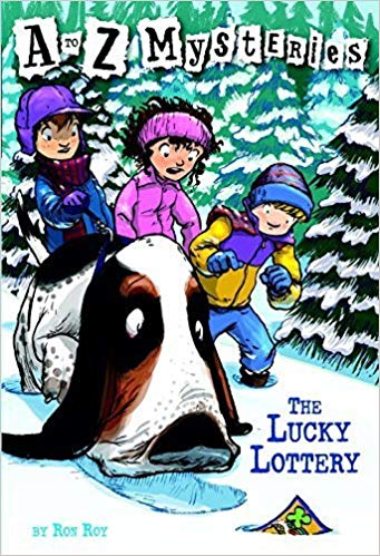 The Lucky Lottery (A to Z Mysteries) by Ron Roy (2000.