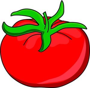 1978 Tomato free clipart.