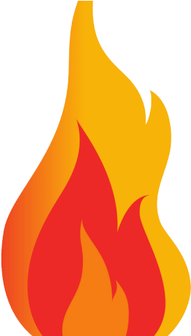 Fire Flames Clipart Holy Spirit.
