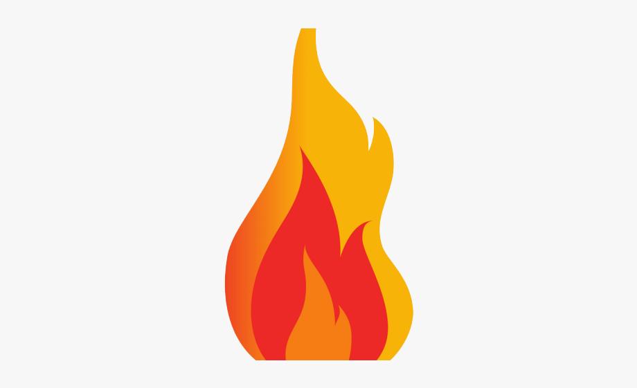 Fire Flames Clipart Holy Spirit.