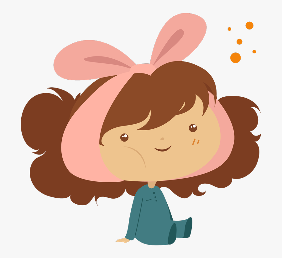 Toothache Girl Clipart.