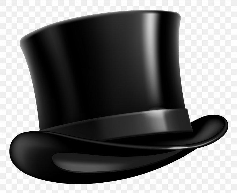Top Hat Cap Clip Art, PNG, 4702x3842px, Top Hat, Black And.