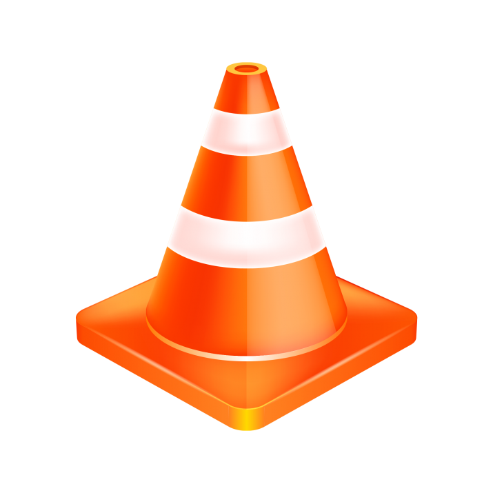 Traffic Cone Clipart PNG Image Free Download searchpng.com.