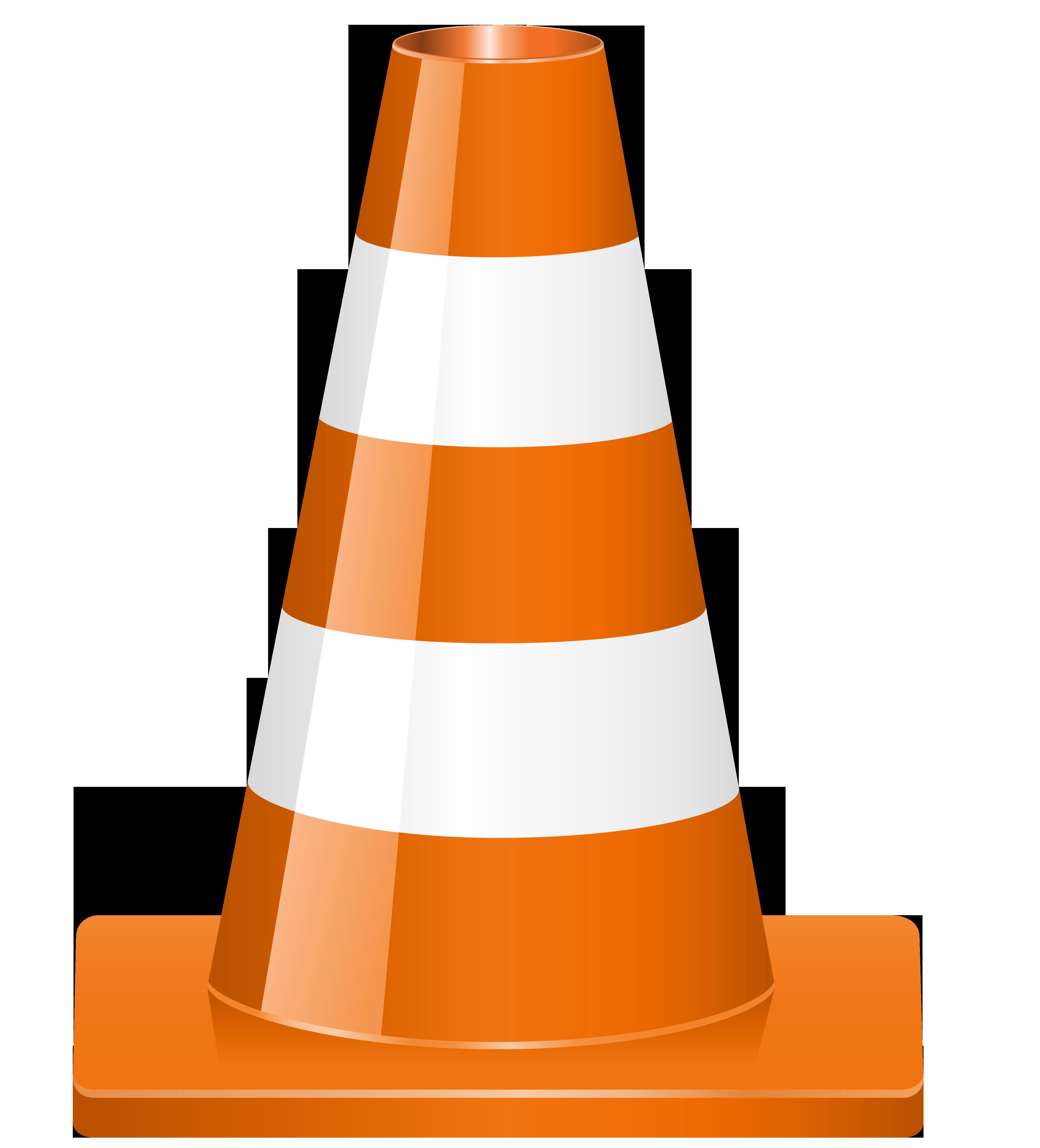 Traffic Cone PNG Clip Art.