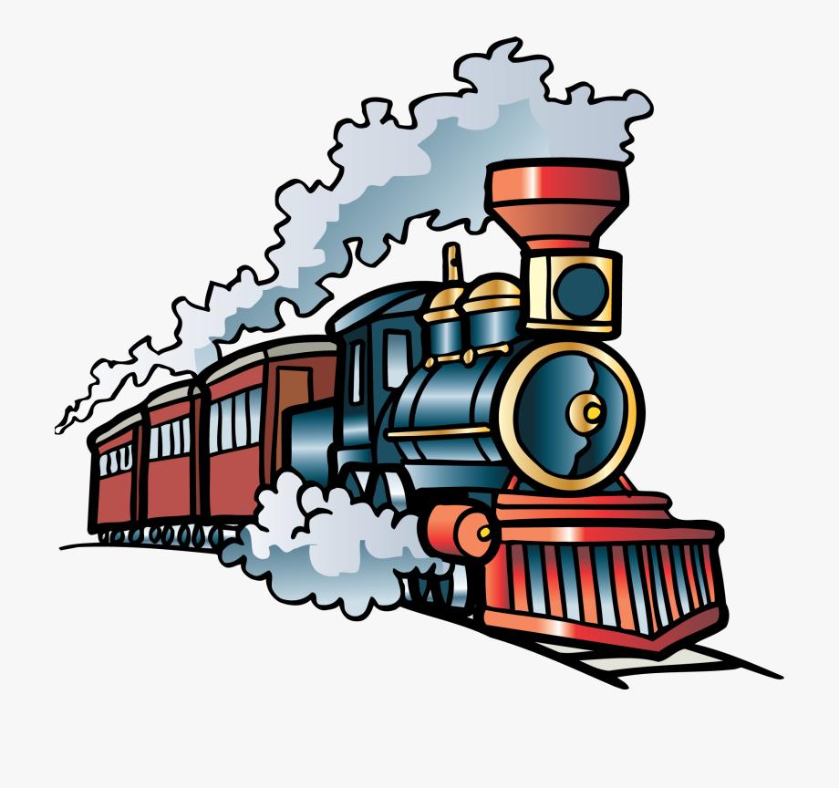 Train Clipart Steam.
