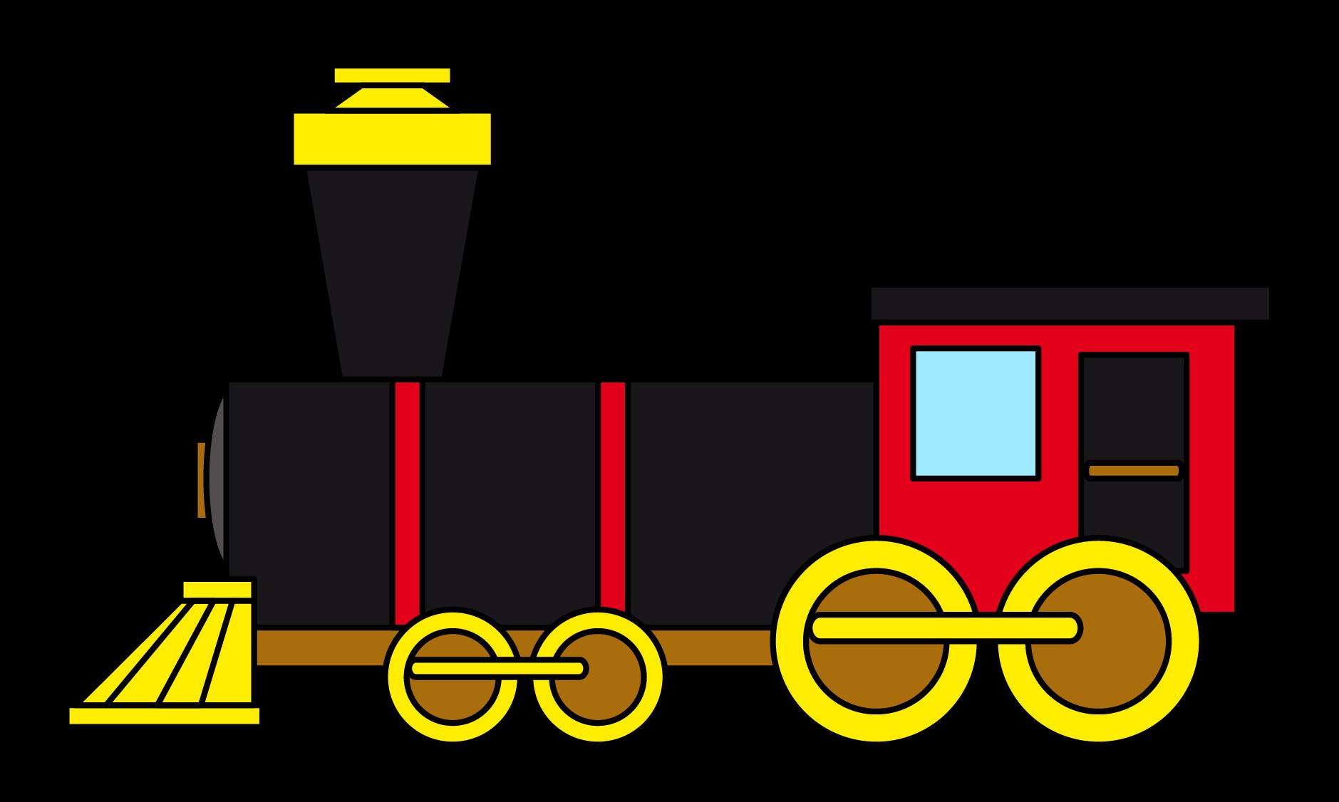 Clipart Train Station.
