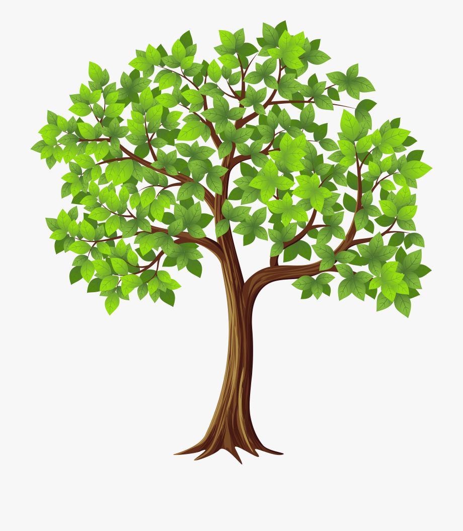 Tree Png Transparent Clip Art Image Free Download.