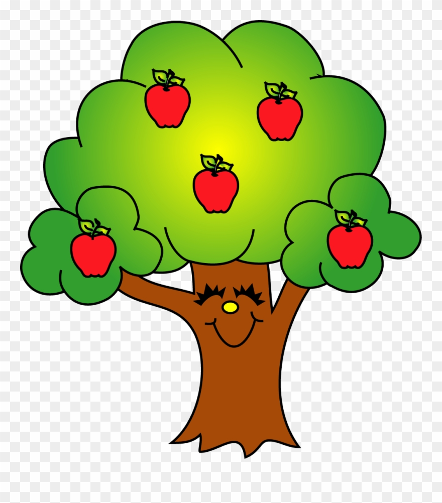 Trees Image Of Tree Clipart 8 Cool Apple Tree Clip.