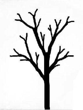Landscape Drawing Tutorial How To Draw Easy Trees Clipart.