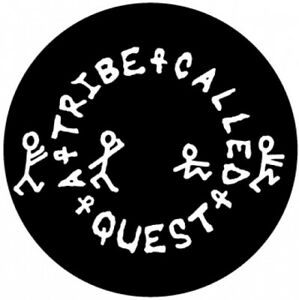 Details about A TRIBE CALLED QUEST Logo Glow In The Dark NEW SINGLE SLIPMAT.