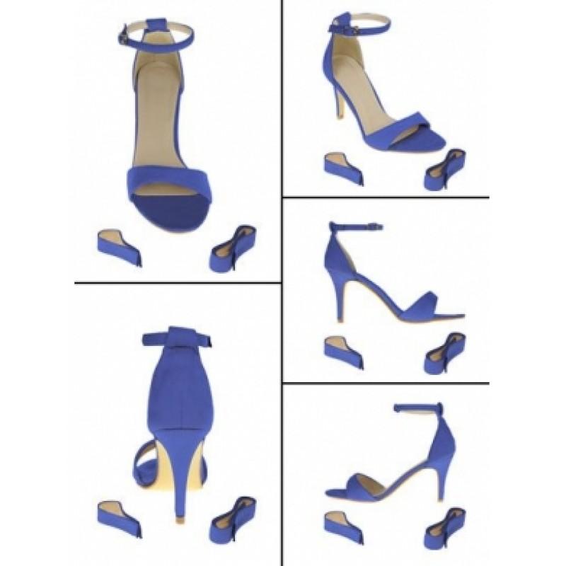 LOCIA Ankle Strap Versatile Sandals.