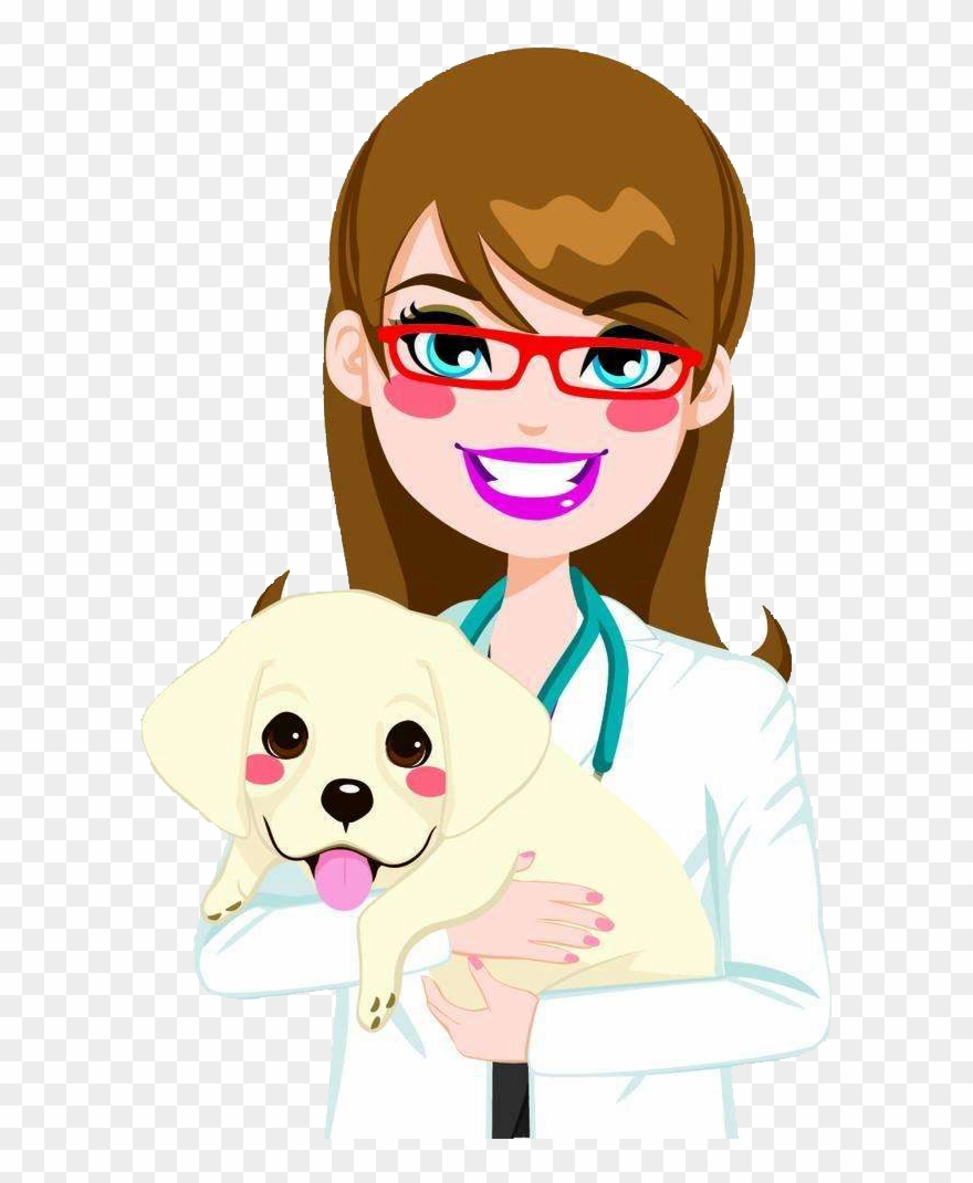 Clip Art Royalty Free Download Female Veterinarian.