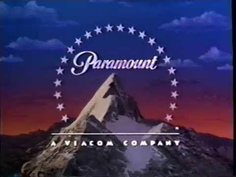 Paramount a Viacom Company Logo.