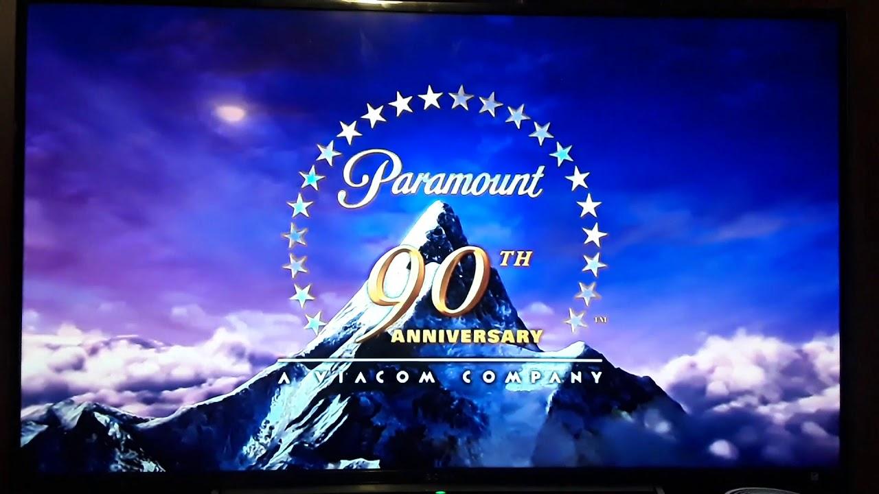 Paramount Pictures 90th Anniversary A Viacom Company Closing Logo 2001.