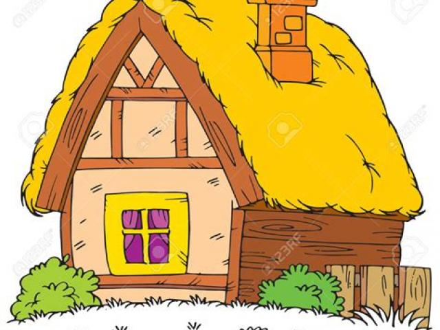 Hut clipart village home, Hut village home Transparent FREE.