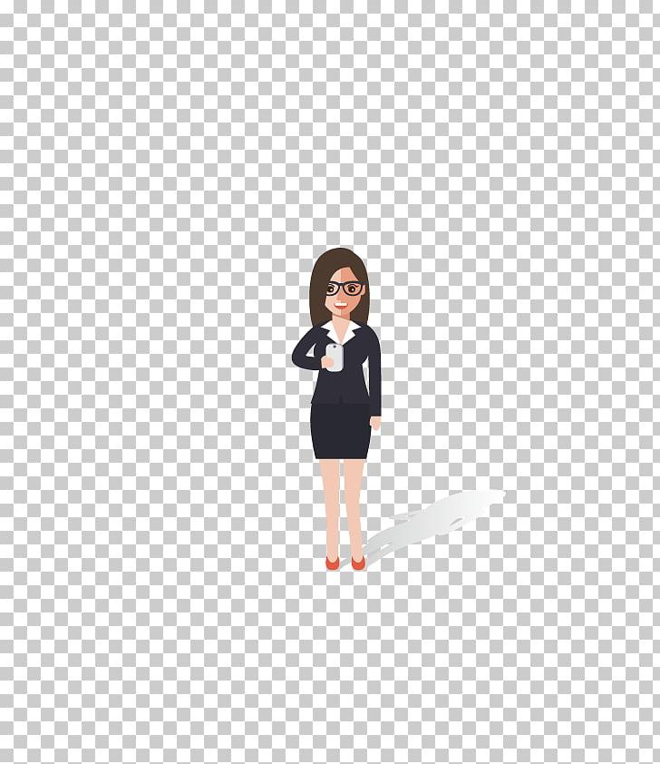 Dress Polka dot Shoulder, Business villain flat girl Annual.
