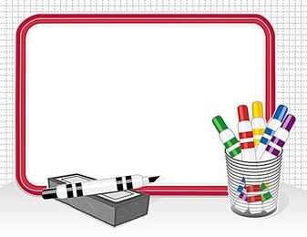 Whiteboard clipart 1 » Clipart Station.