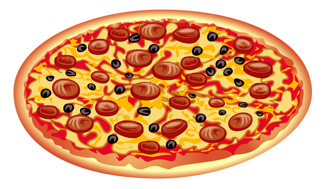 Whole Pizza Clipart Free Clipart Images.