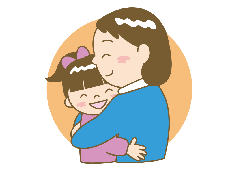 Nice clipart motherly love, Nice motherly love Transparent.