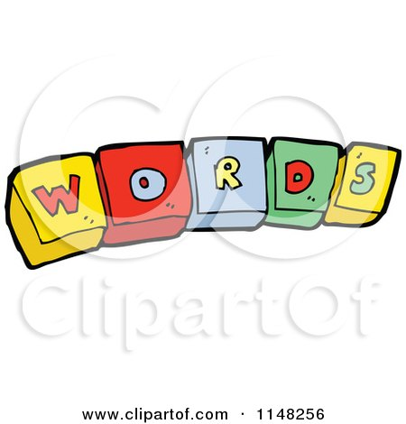 Sight Word Clipart.