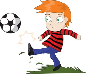 Boy Clipart Image.