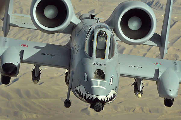 MA12 Military Aircraft A10 Thunderbolt 2 Warthog Fighter Jet.