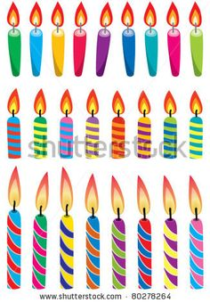Candle Clipart for your projects or classroom. Free PNG files that.