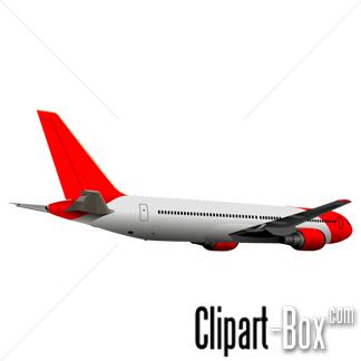 CLIPART AIRBUS PLANE.