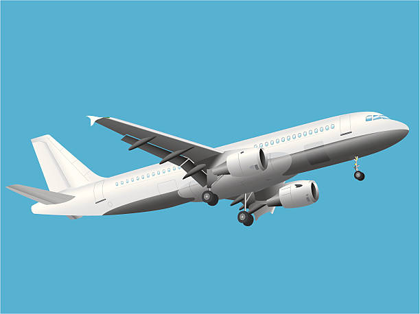 Airbus A320 Clip Art, Vector Images & Illustrations.