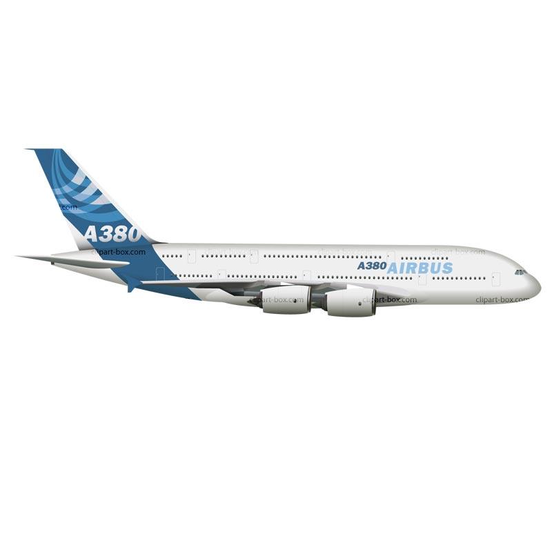 Airbus clipart #6