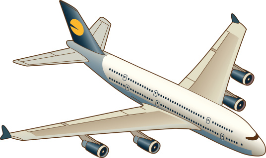 Airbus A380 Clip Art, Vector Images & Illustrations.