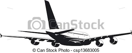 Airbus a380 Clip Art Vector and Illustration. 11 Airbus a380.